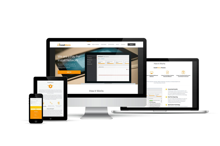 Responsive Website Design  Development