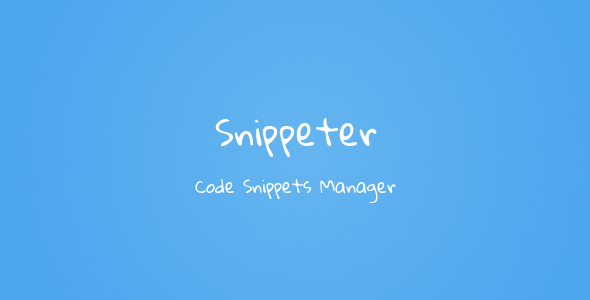 Snippeter