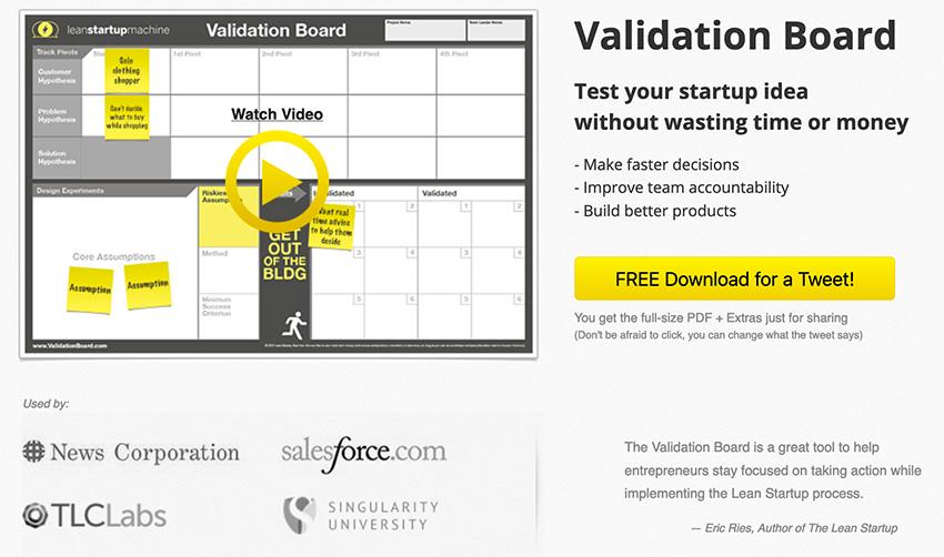 Validation Board
