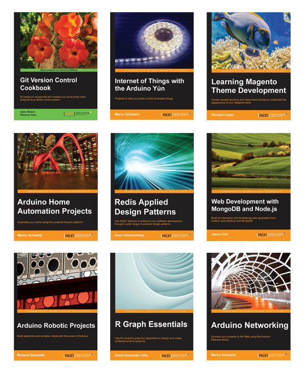 New Tuts eBooks launched in January 2015