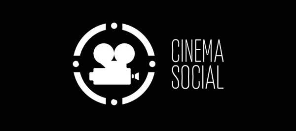 Logo that Tassia designed for Cinema Social