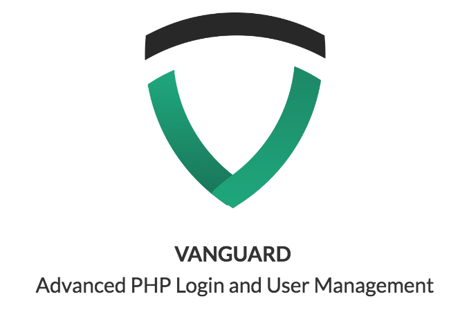 Vanguard - Advanced PHP Login and User Management on Envato Market