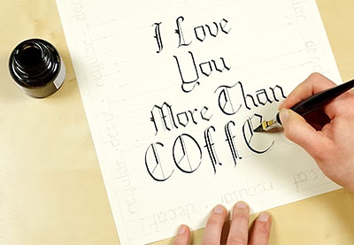 The Art Of Calligraphy How To Master Pen