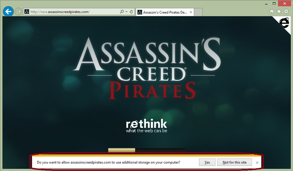 Assassins Creed Pirates game