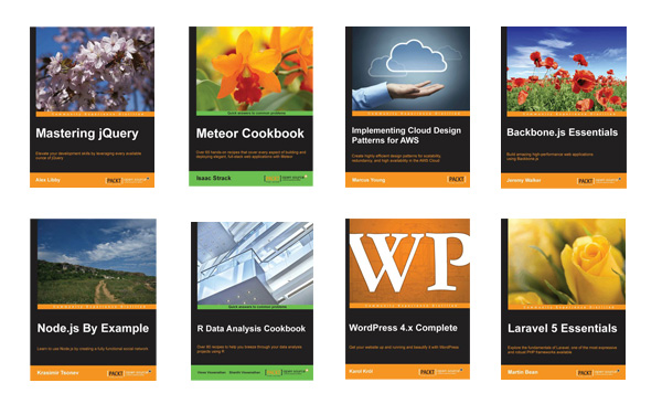 Our latest collection of eBooks