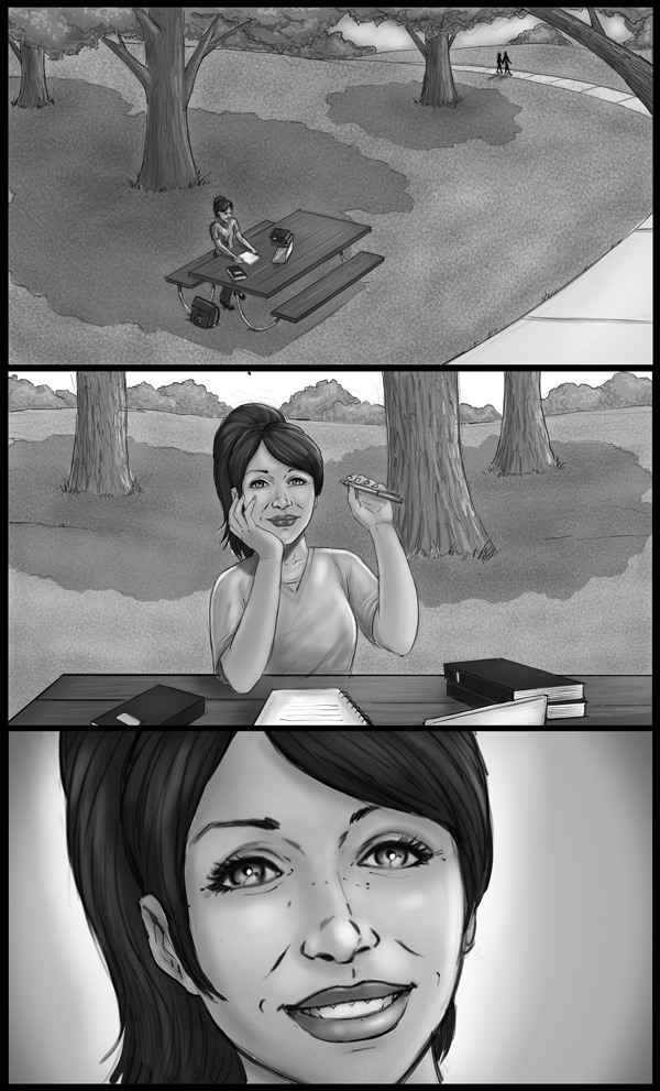 New Course: Storyboarding in Sketchbook Pro