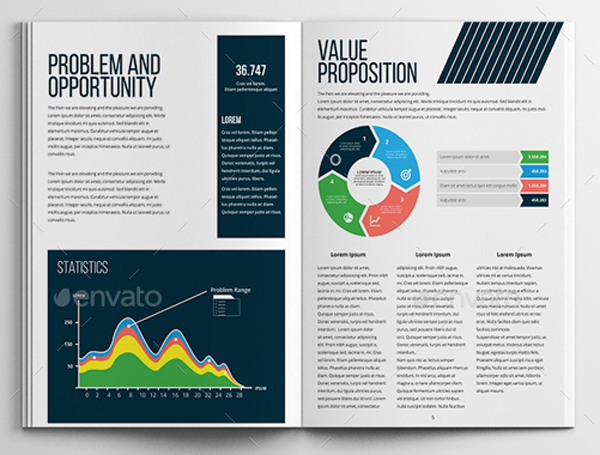 How to write a business plan business plan template from envato market flashek Images