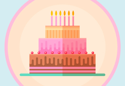 Birthday cake preview 400x277