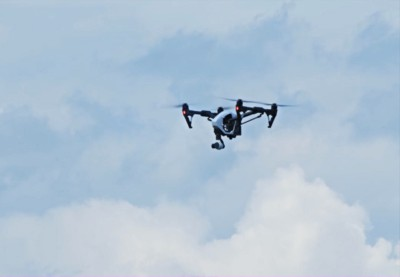Cinematic drone small