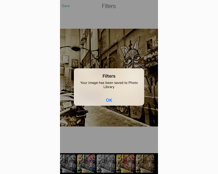Apply Photo Filters With Core Image in Swift