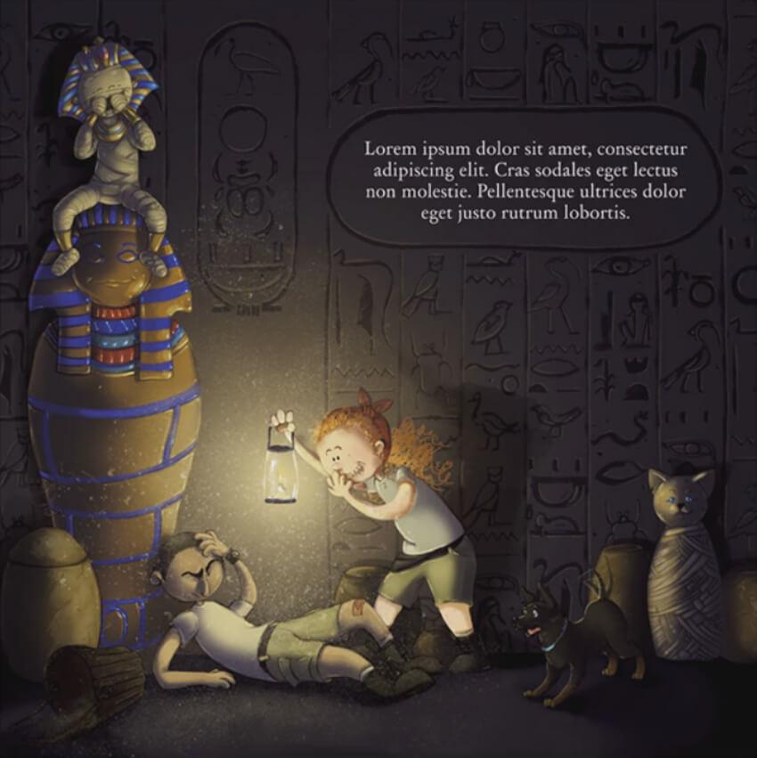 New Course: The Art of Children's Illustration