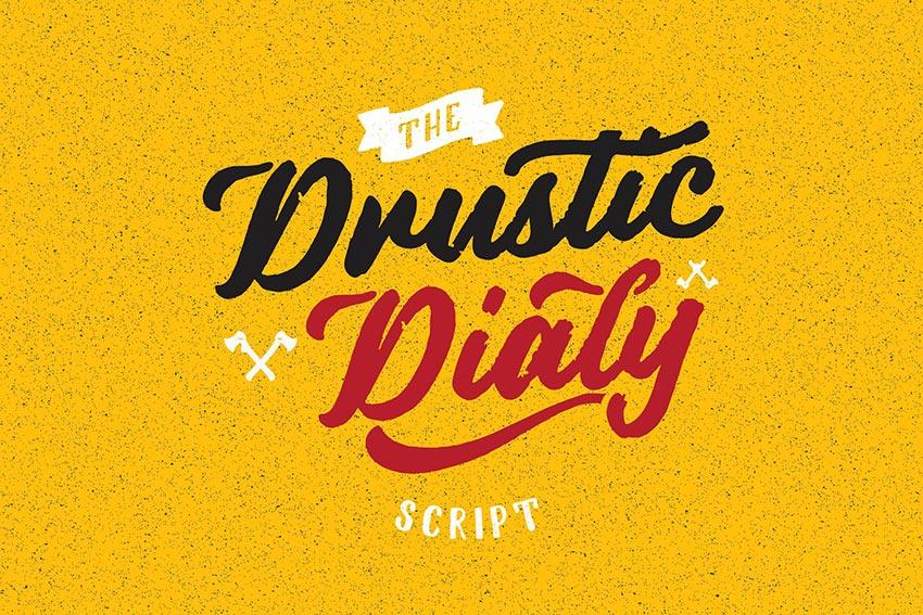 Drustic Dialy Script