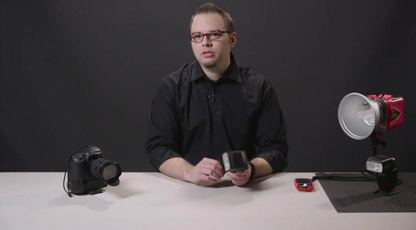 A Product Photographer's Guide to Studio Strobes and Small Flash Lighting
