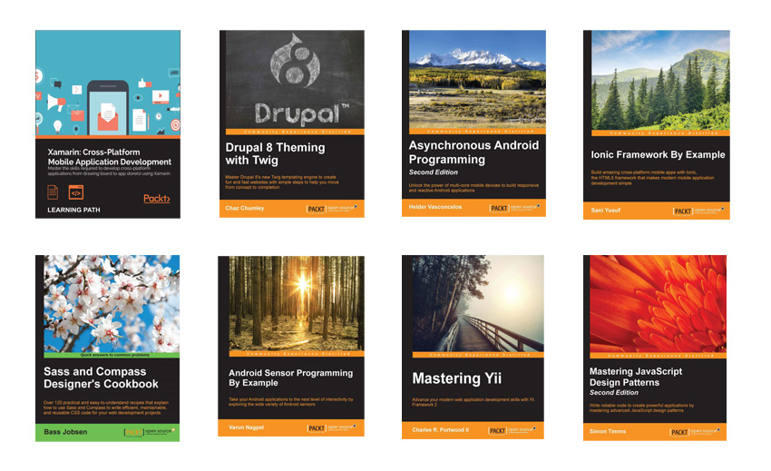 New Code eBooks on Envato Tuts
