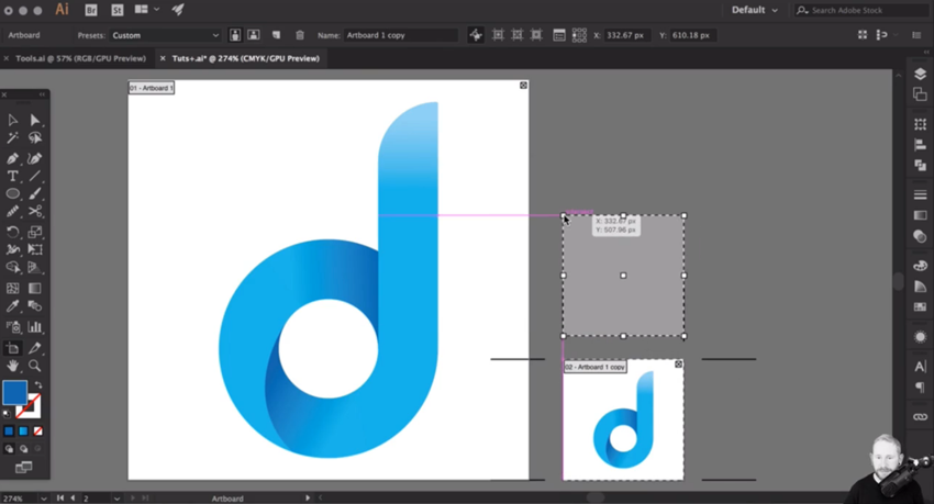 New Course Mastering Logo Design In Adobe Illustrator