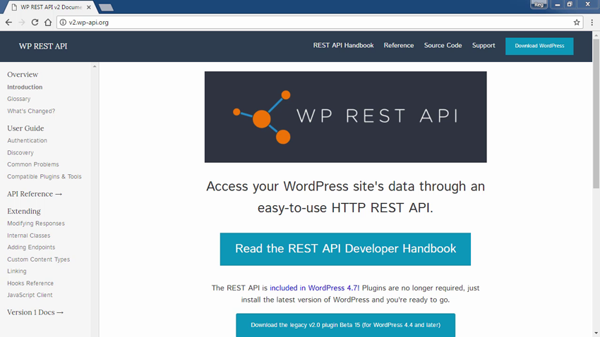 Get Started With the WPCOM.js WordPress API