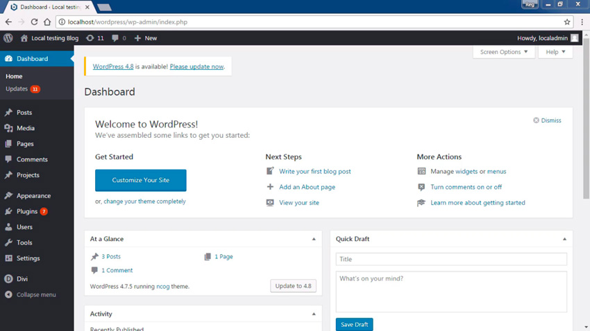Top WordPress Security Tips for Admins