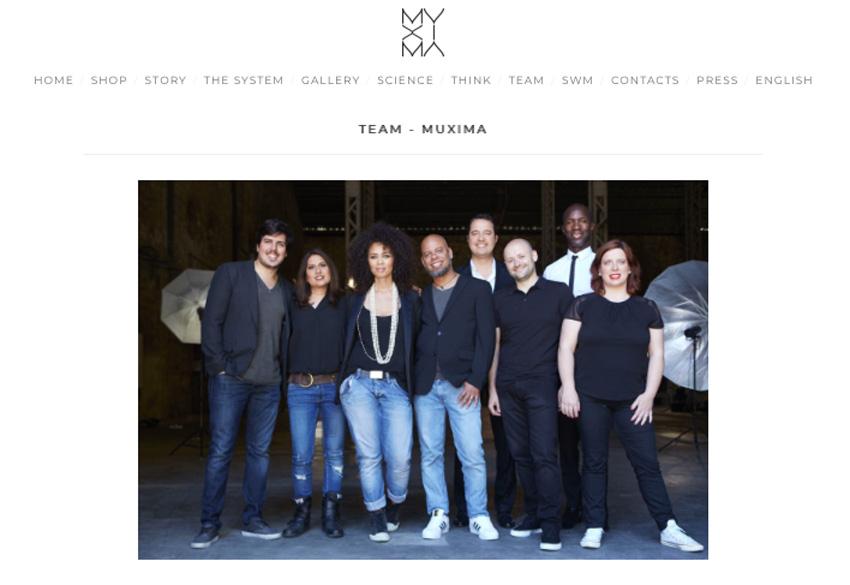 Muxima team