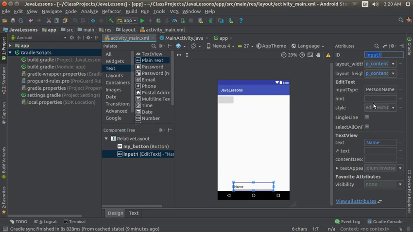 New Course: Java 8 for Android App Development
