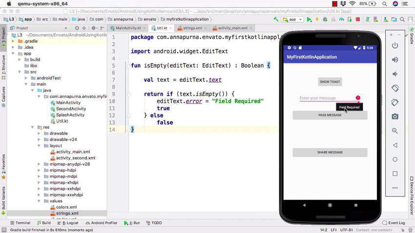 Get Started Coding Android Apps With Kotlin