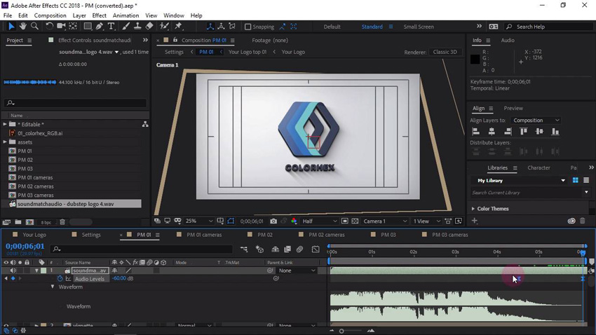 The 3 Best Logo Sting Templates for After Effects (2018)