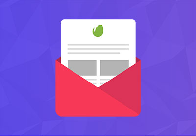Email template with envato elements 400x277