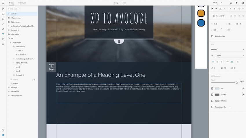 Code-Friendly Design With Adobe XD