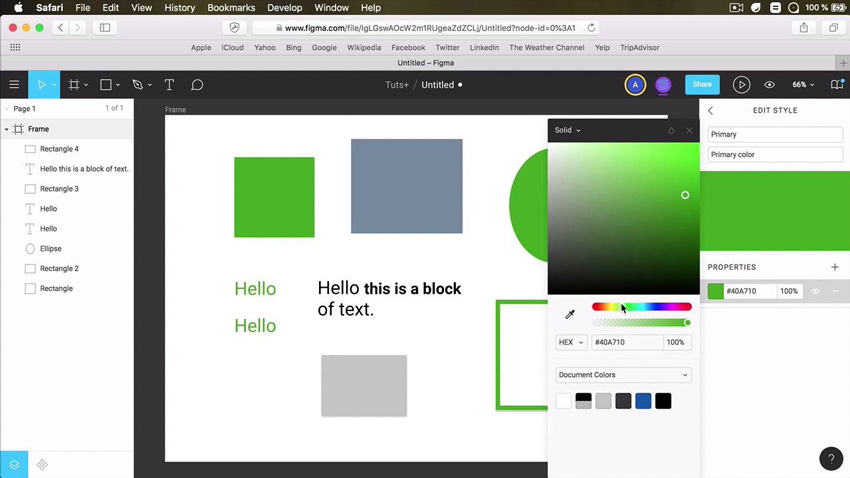 Go Beyond the Basics of UI Design in Our New Figma Course