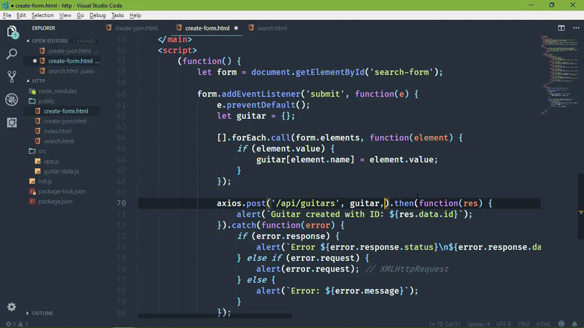 how to use AJAX in your web development work