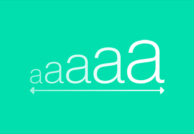 A beginners guide to using typographic scales 400x277