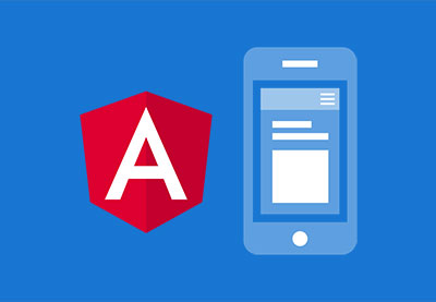 Build an app ui with angular 400x277