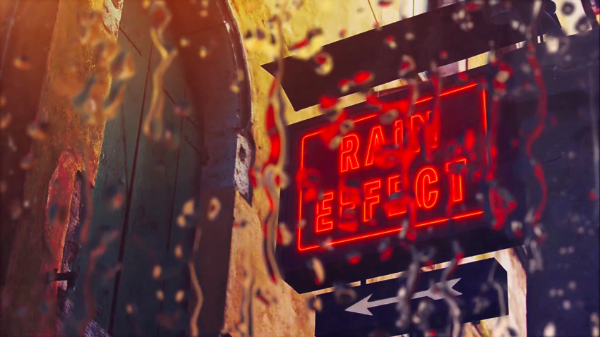 New Course: Create a Rain Scene With Envato Elements