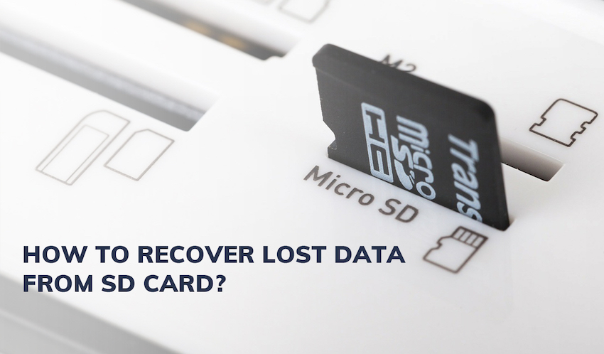 How to recover deleted photos and videos from SD card