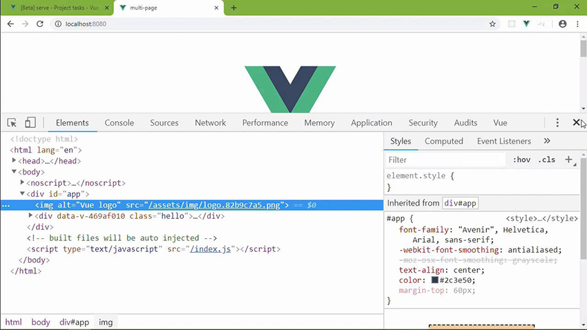 Easier Project Setup With the Vuejs CLI 3