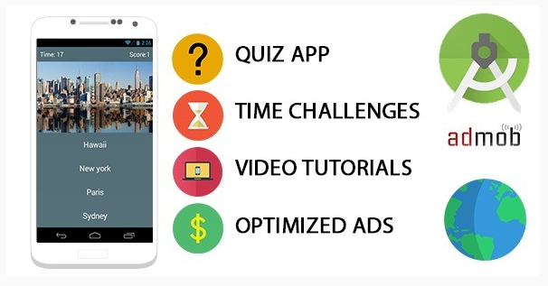android ui workshop build an interactive quiz app