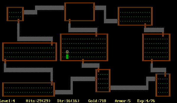 The Key Design Elements of Roguelikes