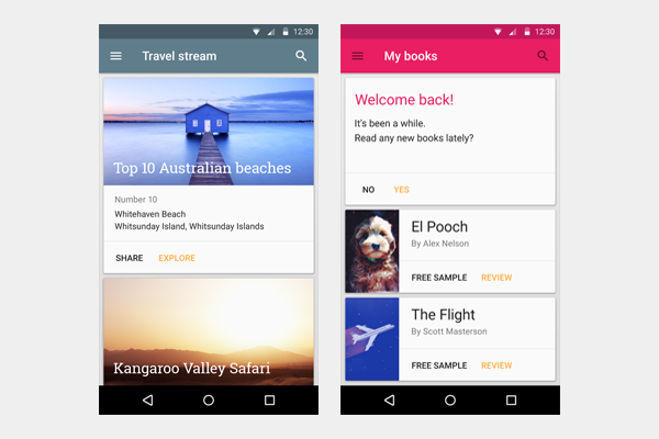What You Can Learn From Google's Material Design