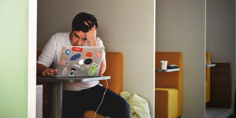 Tips for Dealing With Stress in the Digital Industry