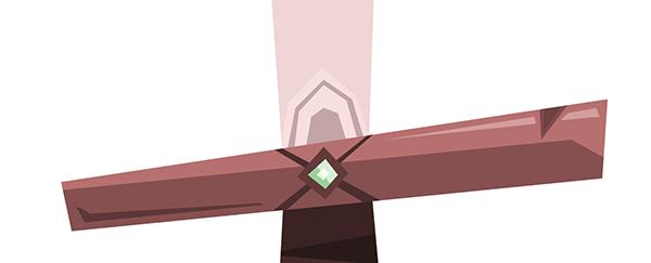 sword blade guard details