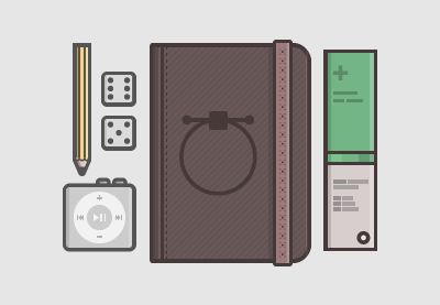 Designers notebook image preview
