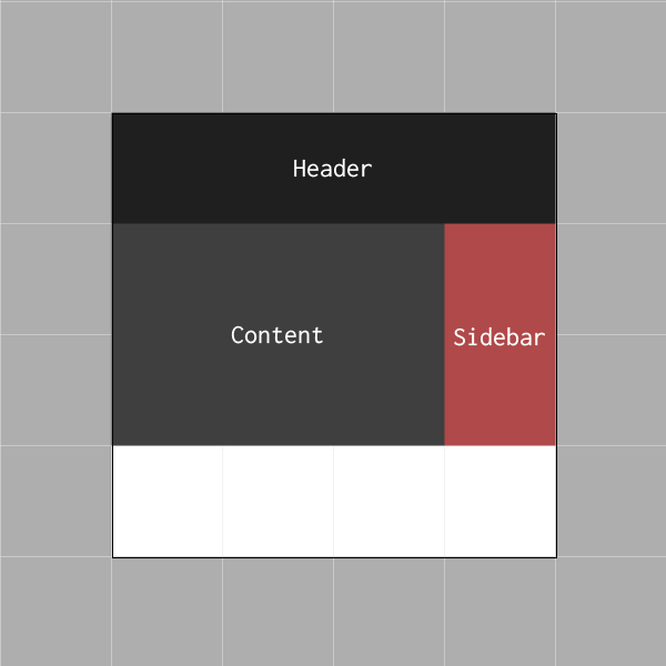 prototype sidebar