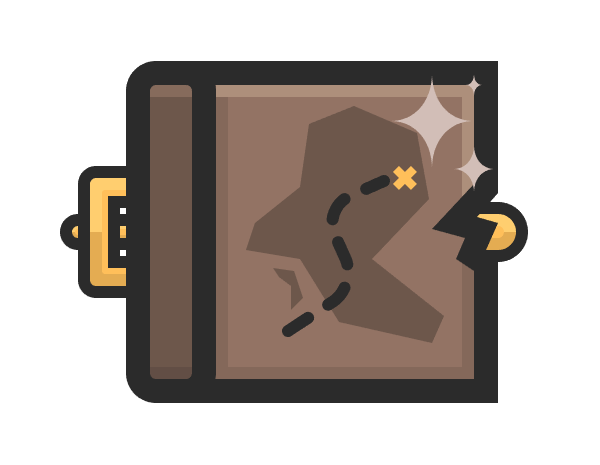 adding the buckle to the map icon