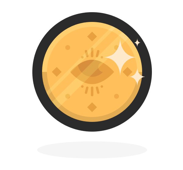 coin icon finished