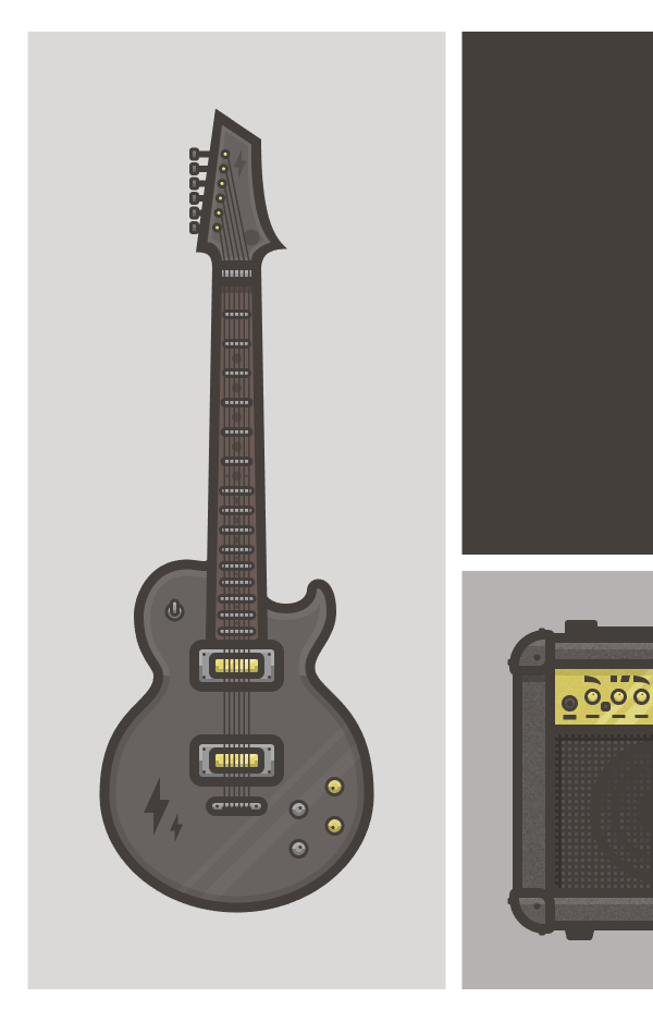 guitar finished