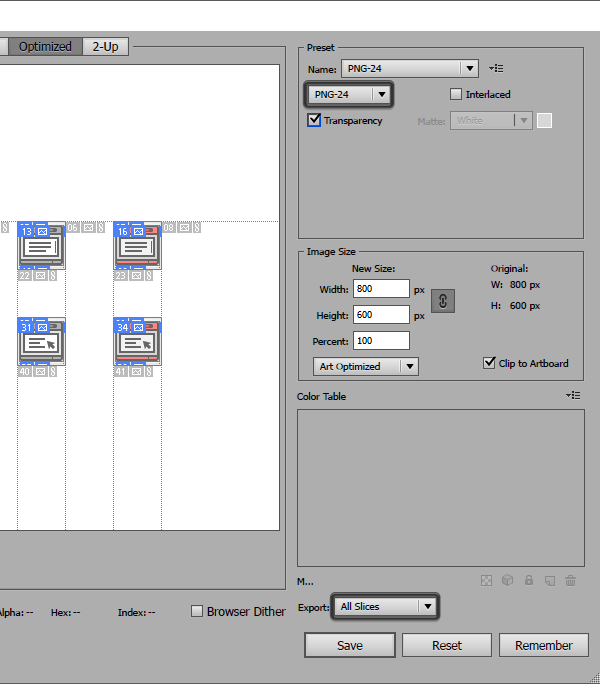 example-of-exporting-the-slices-using-the-slice-tool-method-with-export-set-to-all-slices