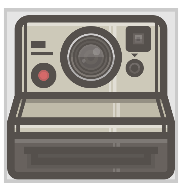 adding the dial to the camera icon