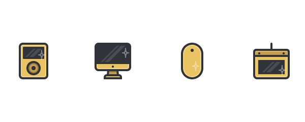How to Create a Set of Apple Product Icons Using Adobe Illustrator