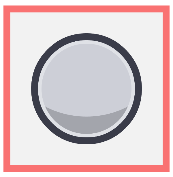 adding the bottom shadow to the moon icon