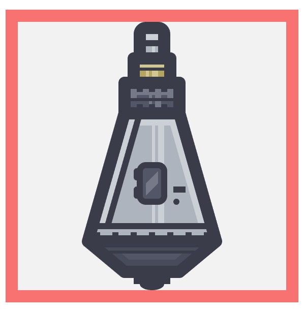 landing pod icon finished