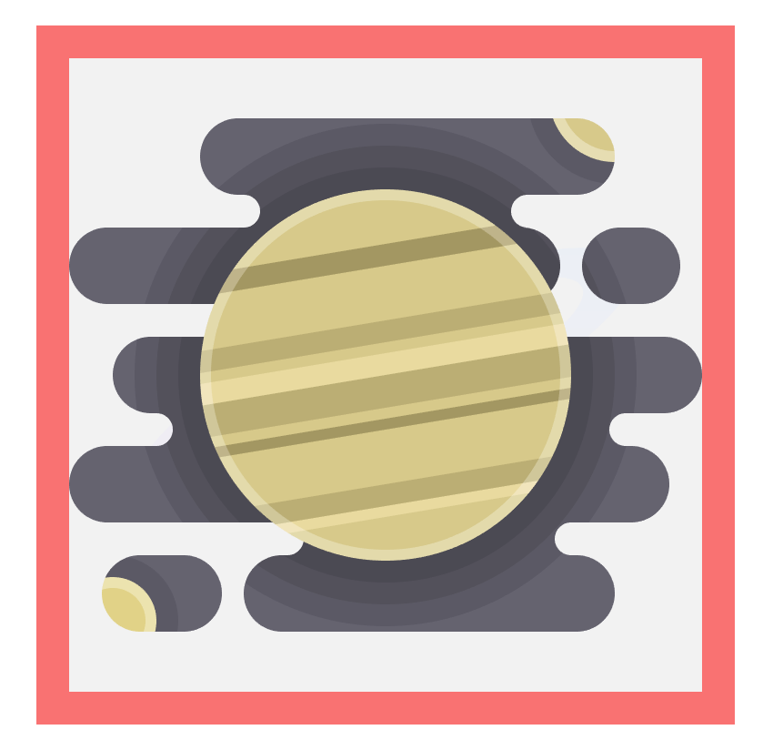 adding the ring-like highlight to the saturn icon